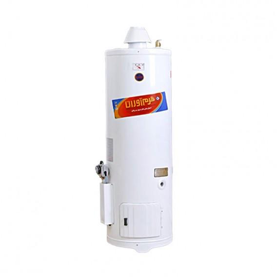 آبگرمکن گازی 170 لیتری گرم آوران مدل GA120 استوانه