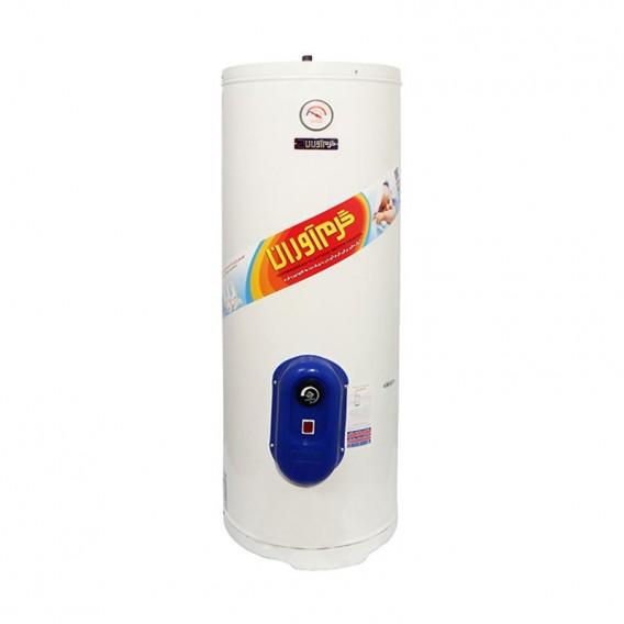 آبگرمکن برقی 160 لیتری گرم آوران مدل GAE200 استوانه
