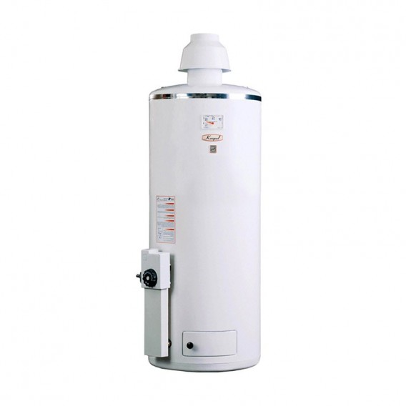 آبگرمکن گازی 1۰۰ لیتری کوپال توانکاران مدل MTG100 استوانه