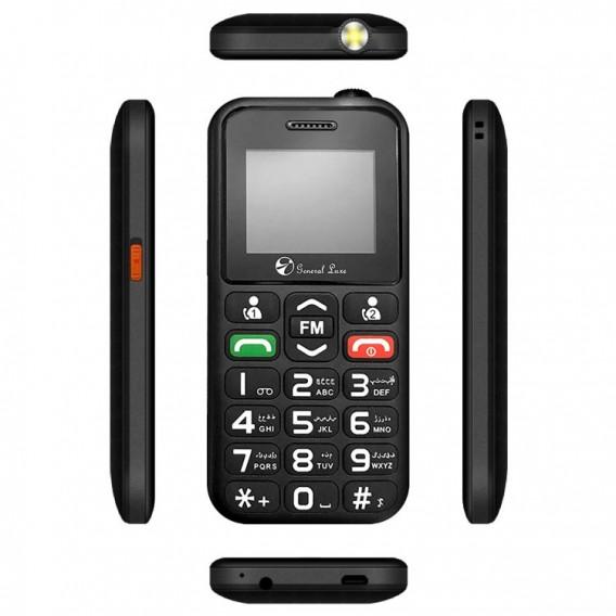 گوشی جی ال ایکس پی3 مدل GLX General Luxe P3