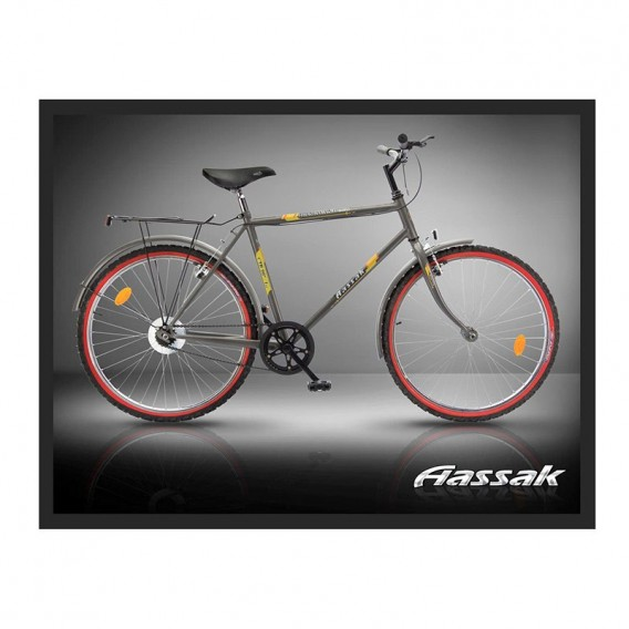 دوچرخه شهری آساک 26 دماوند تک سرعته Aassak 26-1 Damavand