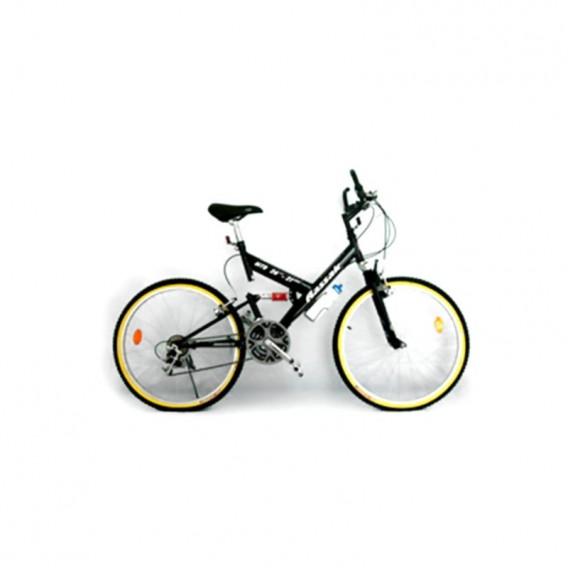 دوچرخه کوهستان آساک 26 دماوند وای فریم 21 سرعته تنه و دوشاخ کمک فنر Aassak 26-21 Y Frame