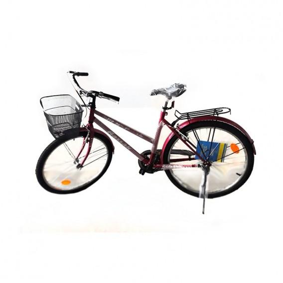 دوچرخه شهری آساک 26 بهاران تک سرعته Aassak 26-1 Baharan با سبد
