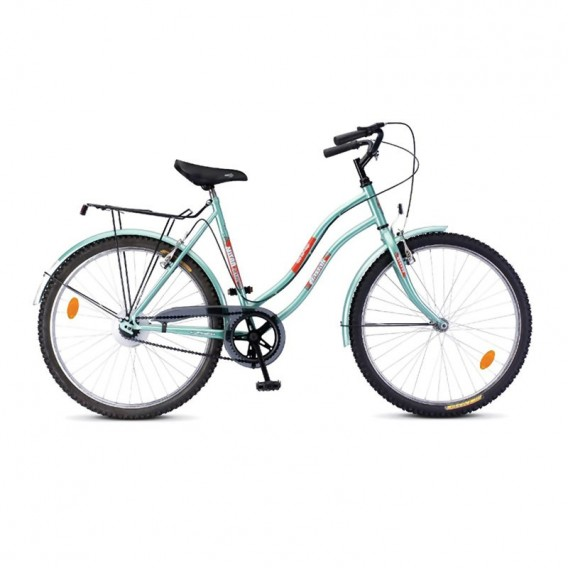 دوچرخه کوهستان آساک 26 میترا تک سرعته Aassak 26-1 Mitra