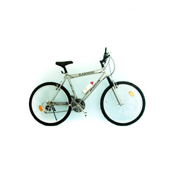 دوچرخه کوهستان آساک 26 رخش بیضی 21 سرعته دوشاخ کمک فنر Aassak 26-21 Rakhsh