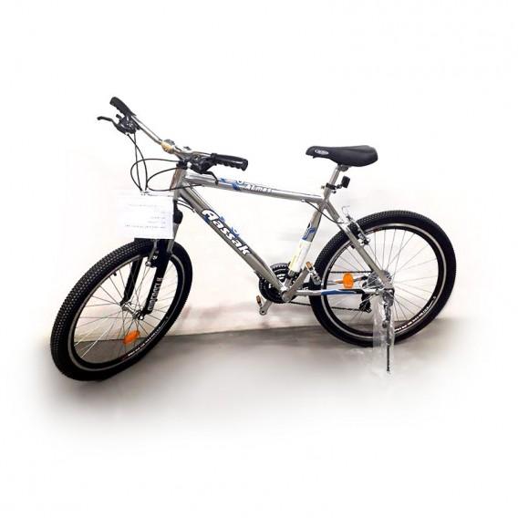 دوچرخه کوهستان آساک 26 الماس ۲۱ سرعته تنه آلومینیوم دوشاخ کمک فنر حرفه ای Aassak 26-21 Almas