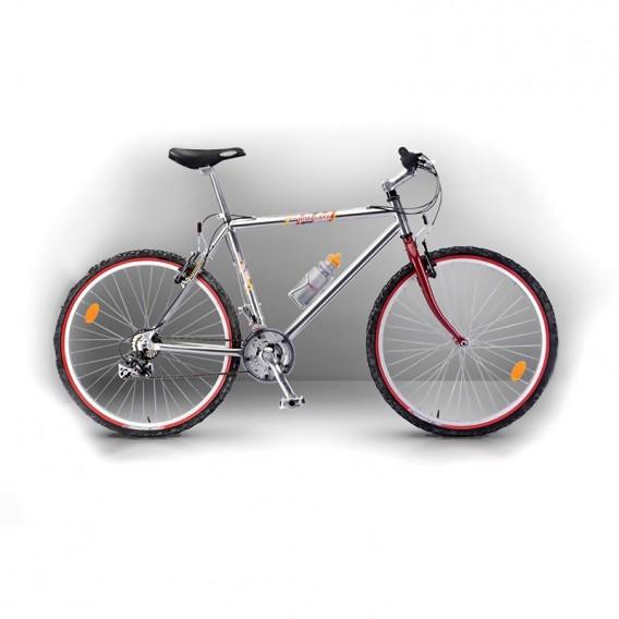 دوچرخه کوهستان آساک 26 هیمالیا ۲۱ سرعته تنه آلومینیوم Aassak 26-21 Himalya