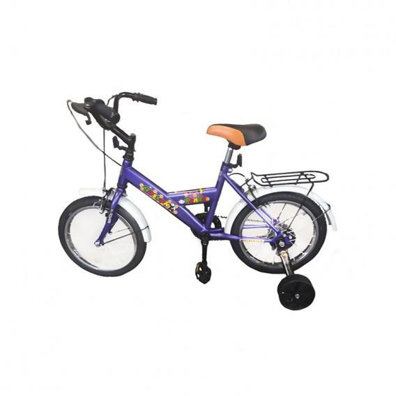 دوچرخه شهری آساک کودک 16 پاندا تک سرعته Aassak 16-1 Panda