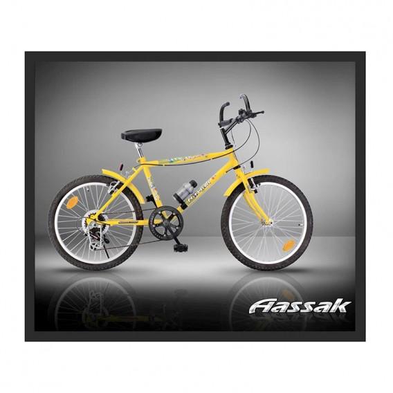 دوچرخه کوهستان آساک نوجوان 20 اترک ۶ سرعته Aassak 20-6 Atrak