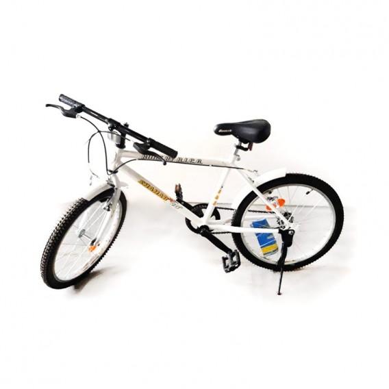 دوچرخه شهری آساک نوجوان 20 اترک تک سرعته Aassak 20-1 Atrak