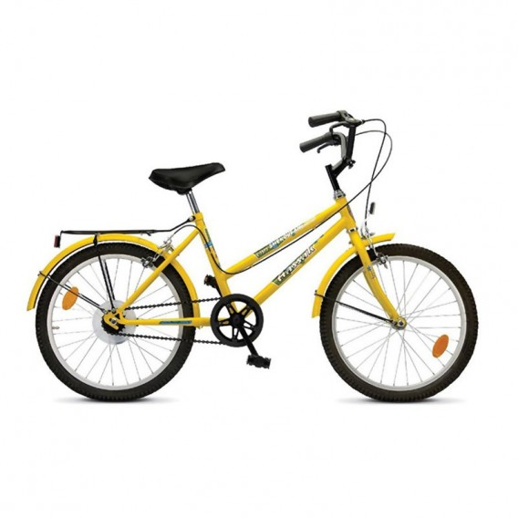 دوچرخه شهری آساک نوجوان 20 شکوفان تک سرعته Aassak 20-1 Shekoufan
