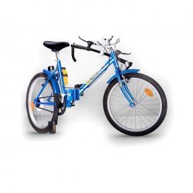 دوچرخه تاشو آساک تک سرعته Aassak Specialty Bike