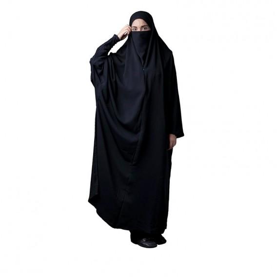 چادر حجاب جلابیب کرپ کن کن