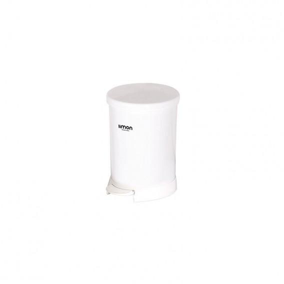 سطل گرد 4 لیتری کوچک لیمون صنعت سازان کد 1170
