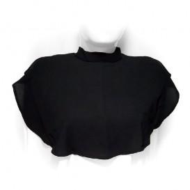 یقه حجاب بلند حجاب دستینه