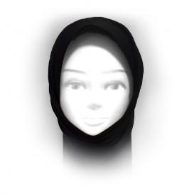 کلاه بازیگری ریون حجاب دستینه