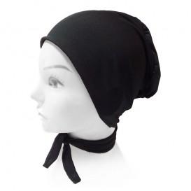 کلاه فرانسوی ریون حجاب دستینه