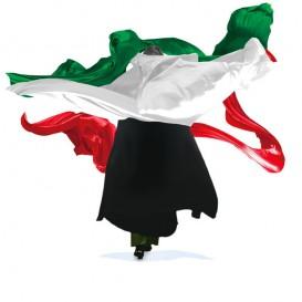 چادر مدل دار با پارچه چادر مشکی ایرانی