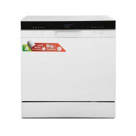 ماشین ظرفشویی 8 نفره پاکشوما رومیزی مدل DTP-80960