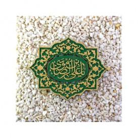 قاب سنگ طبیعی «یا علی ابن موسی الرضا»