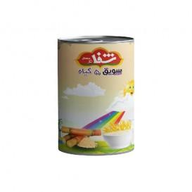 سویق کودک 5 گیاه شفا با شکر قهوه ای قوطی 170 گرمی رؤیای سلامت
