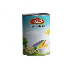 سویق کودک 5 گیاه شفا با توت خشک قوطی 170 گرمی رؤیای سلامت