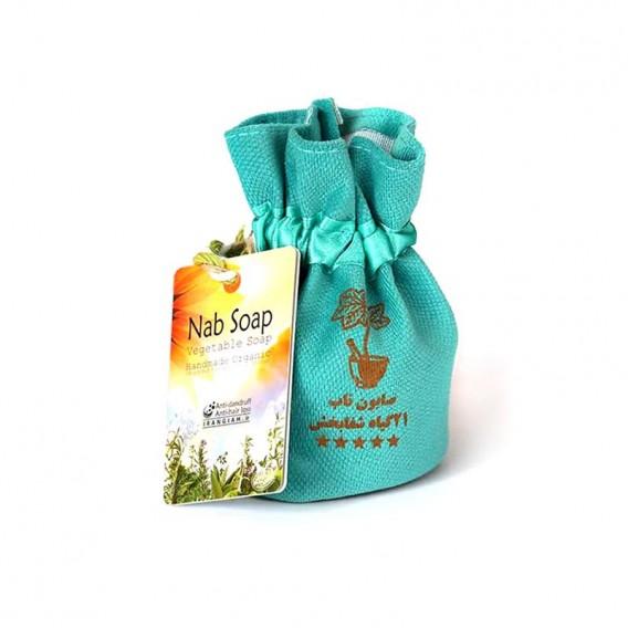 صابون سنتی 21 گیاه شفابخش ناب ایران گیاه