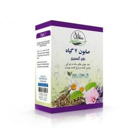 صابون سنتی هفت گیاه شقایق