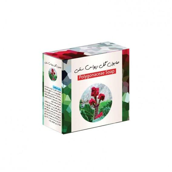 صابون گل ریواس سنتی ناب رؤیای سلامت