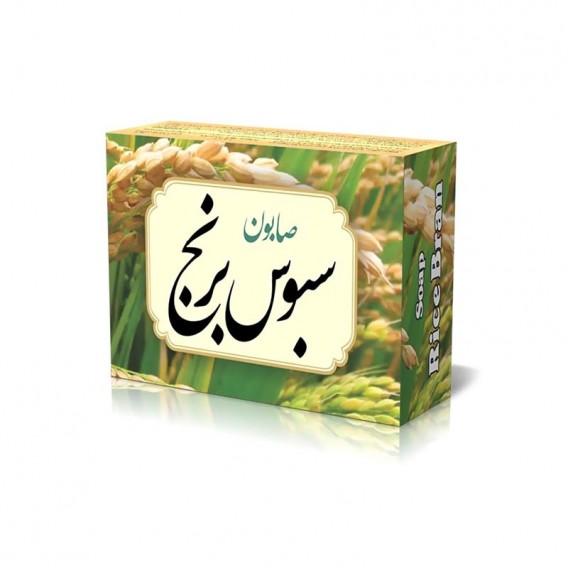 صابون سنتی شیر شتر و سبوس برنج ایران گیاه