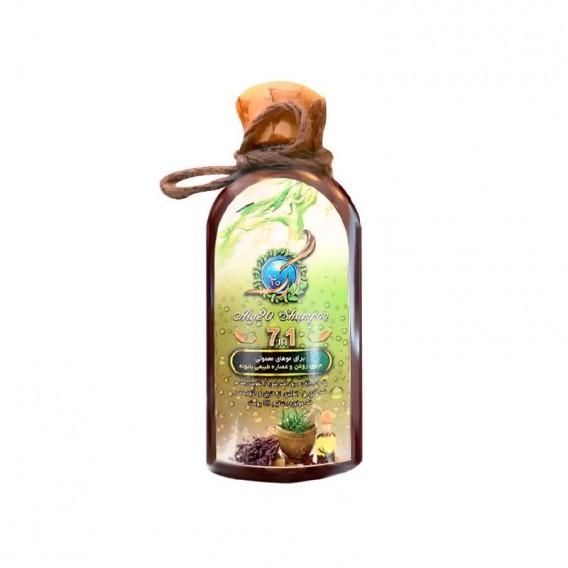 شامپو سرشوی گیاهی ارگ 20 برای موهای معمولی