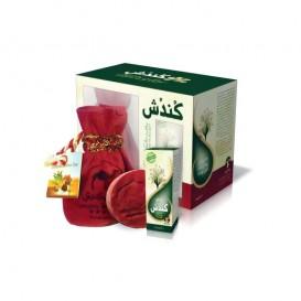بسته تقویت پوست و موی کندش ایران گیاه