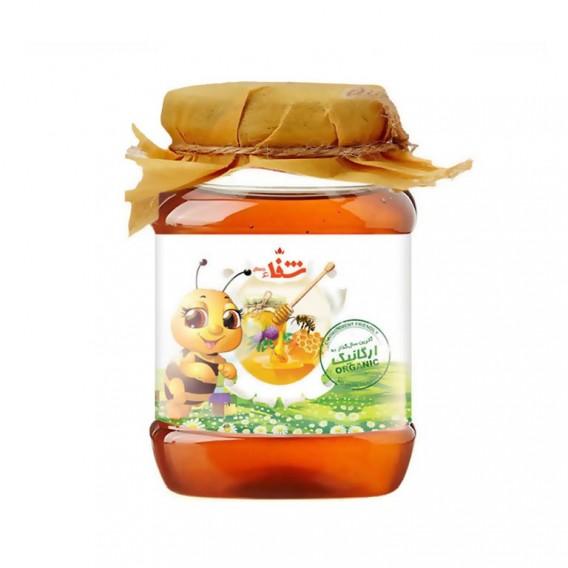عسل ارگانیک زرشک و عناب شفا 470 گرمی رؤیای سلامت