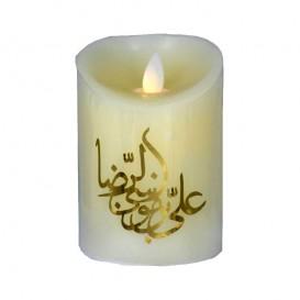 شمع LED «امام رضا(ع)»