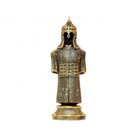 تندیس لباس رزم منقش به دعای جوشن کبیر