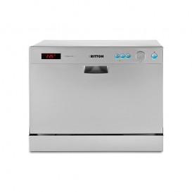ماشین ظرفشویی 6 نفره ریتون مدل اف اس 31 رومیزی FS31