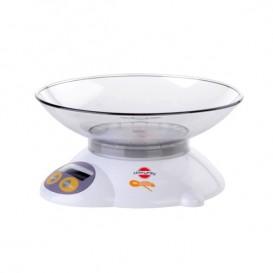 ترازوی آشپزخانه پارس خزر دیجیتال مدل 5000P
