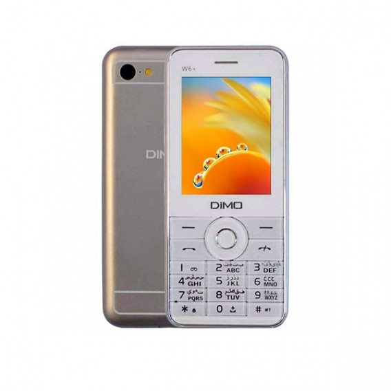 گوشی دیمو DIMO W6+