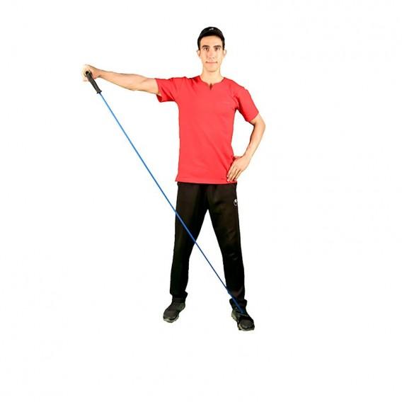 کش بدنسازی تن زیب تکی قوی