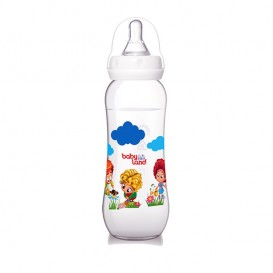 شیشه شیر بیبی لند کلاسیک 240 میلی لیتر کد241