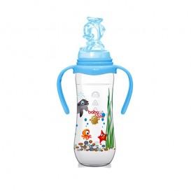 شیشه شیر بیبی لند عروسکی 240 میلی لیتر کد243