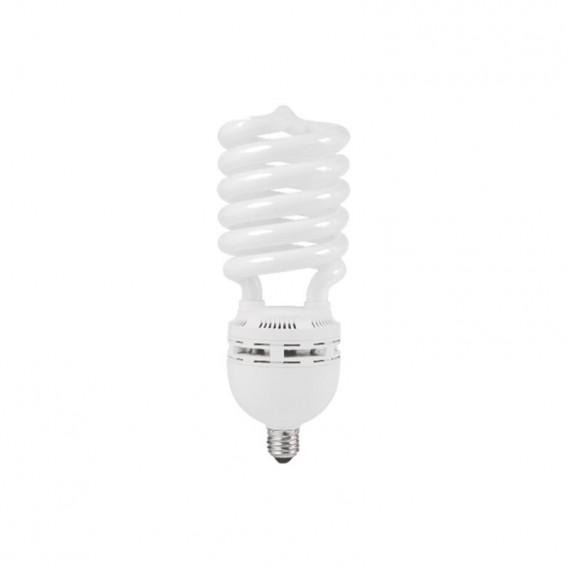 لامپ کم مصرف نیم پیچ 80 وات سرپیچ معمولی