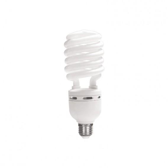 لامپ کم مصرف نیم پیچ 40 وات سرپیچ معمولی