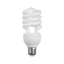 لامپ کم مصرف نیم پیچ 25 وات سرپیچ معمولی