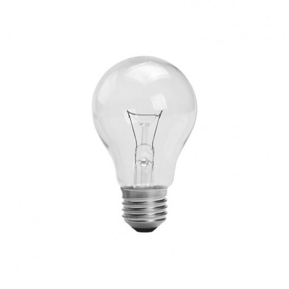 لامپ رشتهای 40 وات حبابی پارس شهاب