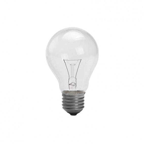 لامپ رشتهای 60 وات حبابی پارس شهاب