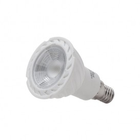 لامپ ال ای دی هالوژنی 6 وات COB سرپیچ شمعی