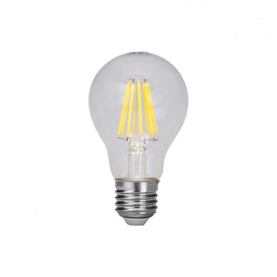 لامپ ال ای دی حبابدار 8 وات فیلامنتی پارس شهاب
