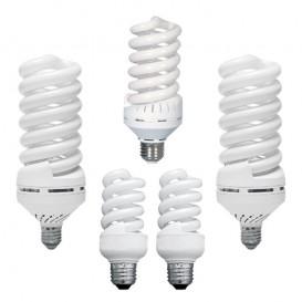 بسته 5 عددی لامپ کم مصرف