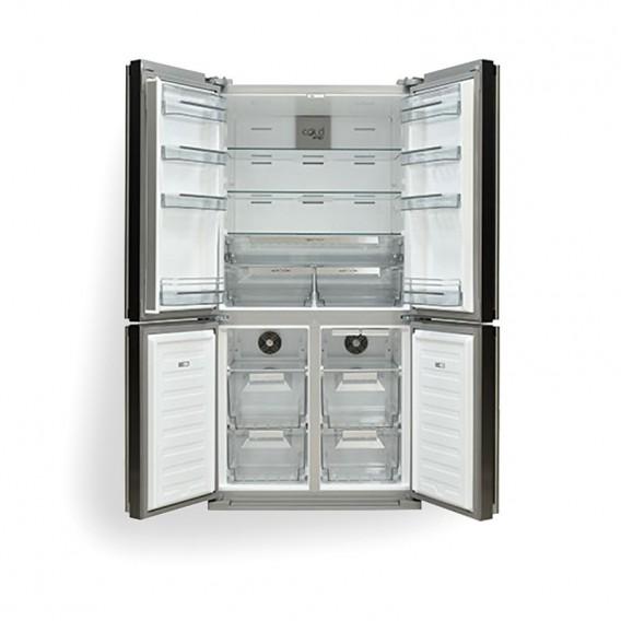 یخچال فریزر ایکس ویژن همبَر (ساید) چهاردرب مدل XVR-491N
